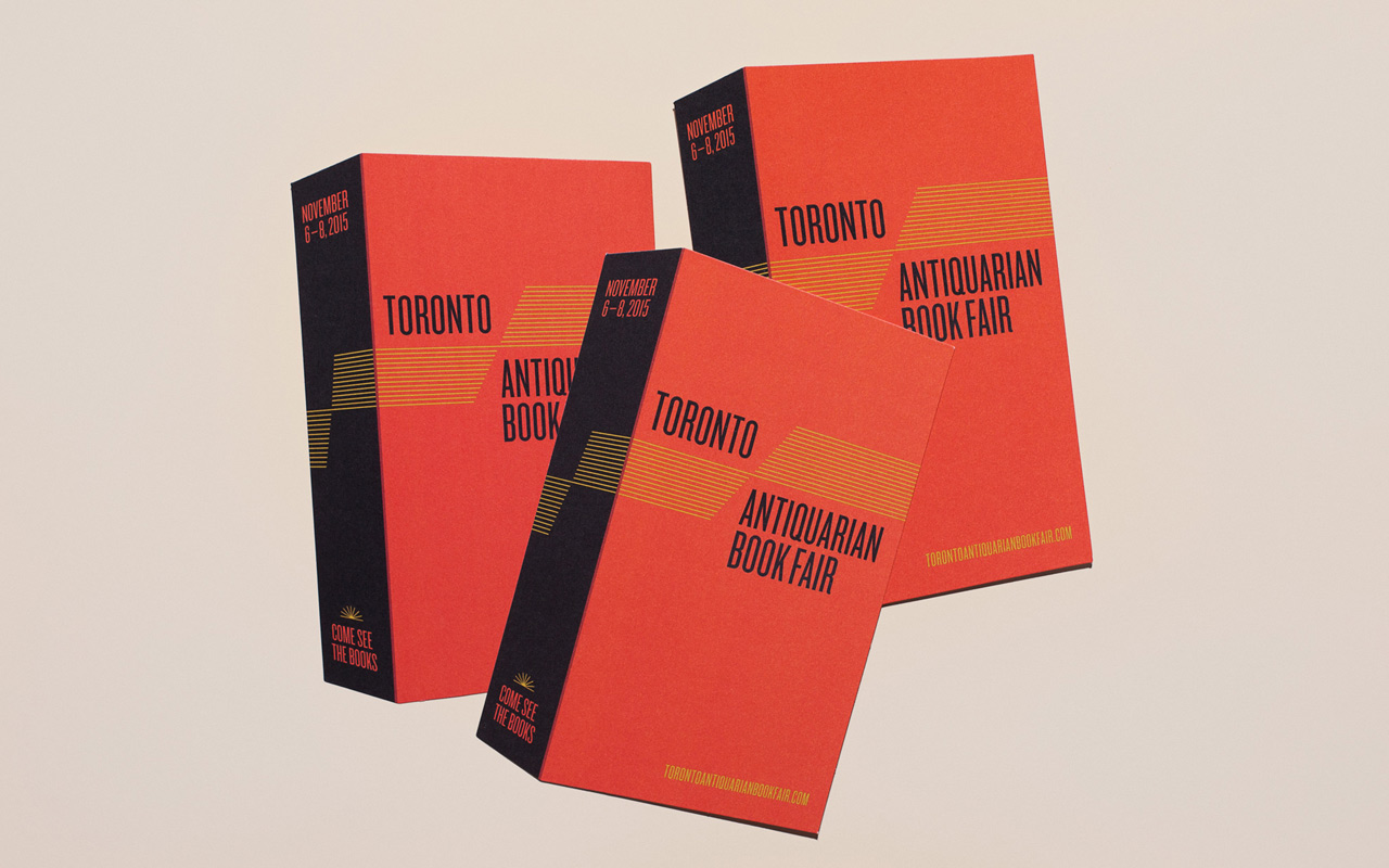 Toronto Antiquarian Book Fair 2015